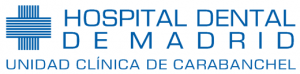 hospital dental madrid carabanchel logo