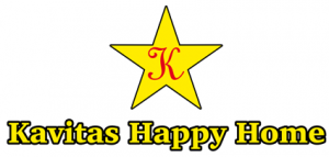 logo Kavitas Happy Home